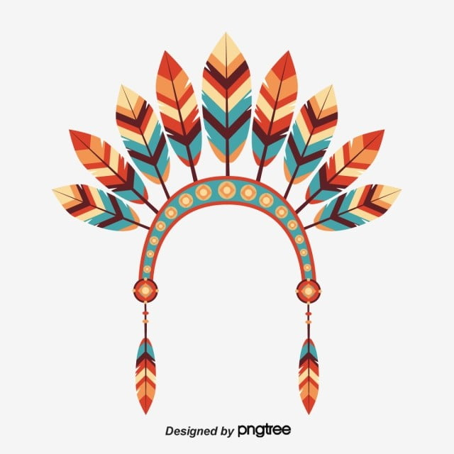 Indian Feather Png, Vector, PSD, And Clipart With