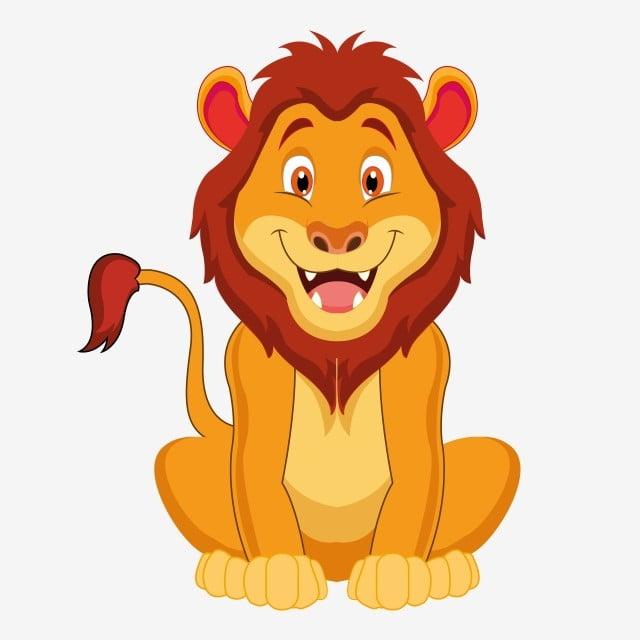 Dessin Anime Lion Lion Roi Clipart De Roi Lion Contexte Dessin Anime Png Et Vecteur Pour Telechargement Gratuit