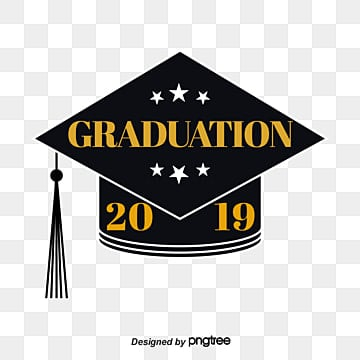 Graduation hat star 2019 graduation font Fonts
