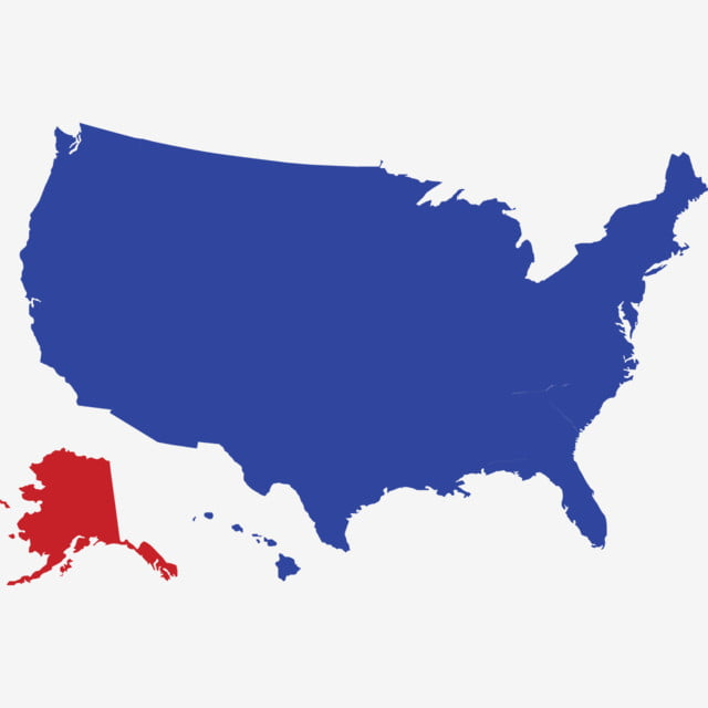 USA Map Vector, Usa Map, Usa, Map PNG and Vector for Free Download
