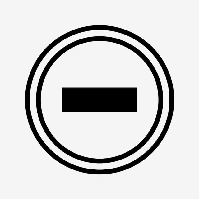 Vector Stop Icon, Block, Cancel, Lock PNG and Vector with