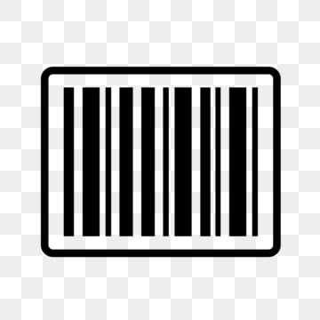 Barcode magazine. Png vector psd and