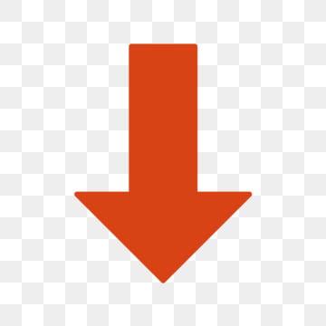 Стрелка вниз PNG образ | Векторы и PSD-файлы | Бесплатная загрузка на Pngtree