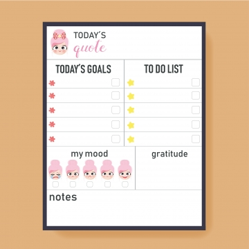 photo regarding Dailyplanner known as Every day Planner Png, Vector, PSD, and Clipart With Clear