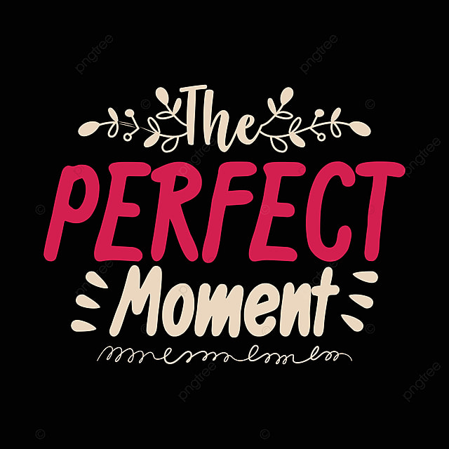 The Perfect Moment Art Font For Free Download
