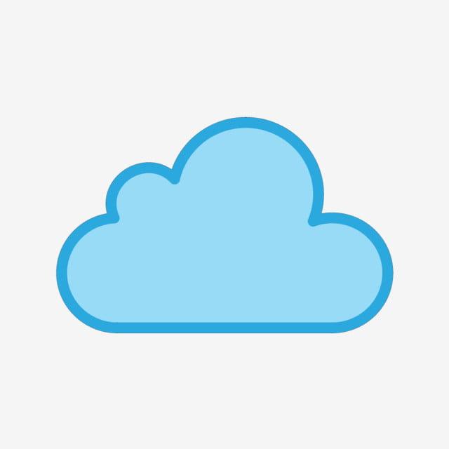 vector cloud symbol, wolken icons, wolke, daten png und vektor zum  kostenlosen download  pngtree