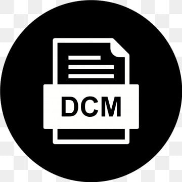 Dcm File Document Icon, Dcm, Document, File PNG and Vector