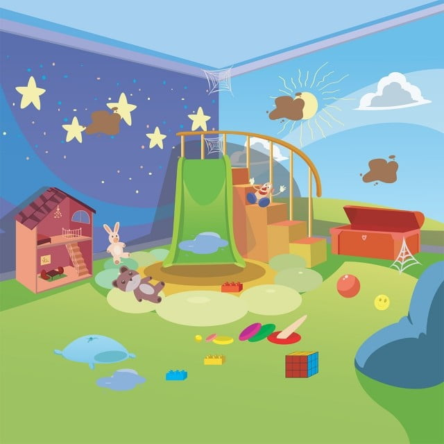 8800 Gambar Animasi Rumah Bersih Dan Rumah Kotor HD Terbaru