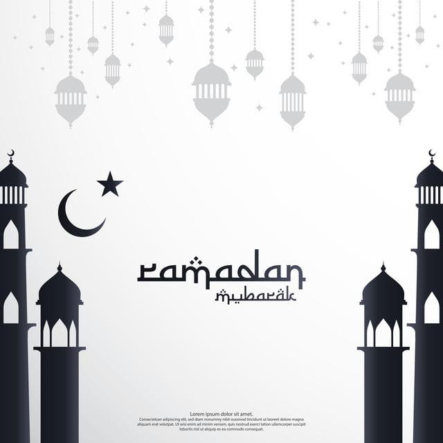Islamic Design Concept Ramadan Kareem Or Eid Mubarak