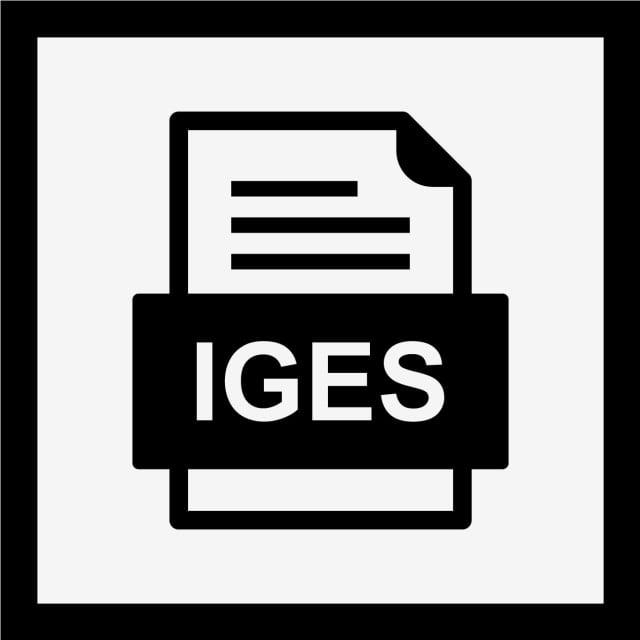 iges file download