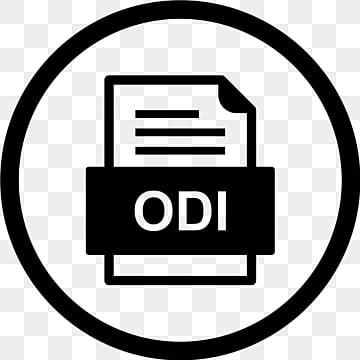 ไอคอนเอกสารไฟล์ odi, Odi, เอกสาร, ไฟล์ รูปภาพวัสดุPNG และ เวกเตอร์