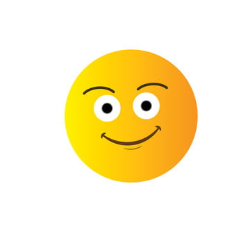 Free Download Yellow Smiley Face Emoji Character For Your