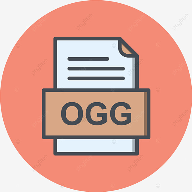 OGG File Document Icon, Ogg, Document, File PNG and Vector