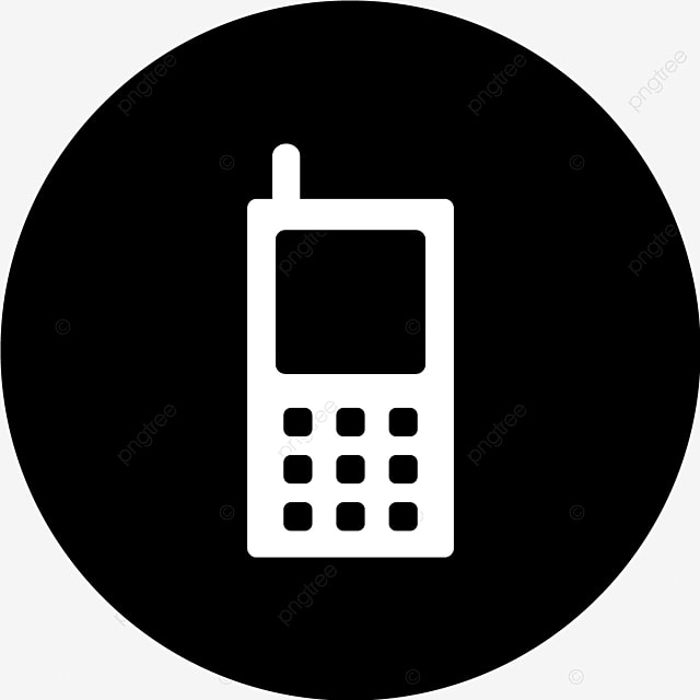 Vector Cell Phone Icon Phone Icons Cell Icons Smart Png And Vector With Transparent Background For Free Download