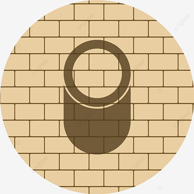 Vector Cylinder Geometric Shape Icon, Cylinder Shape