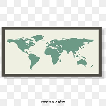 Cartina Mondo Png.World Map Png Images Vector And Psd Files Free Download On Pngtree