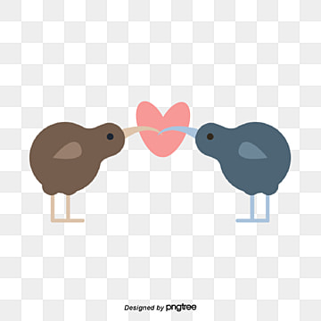 kissing couples on valentines day, Animal, Cartoon, Lovely PNG and Vector