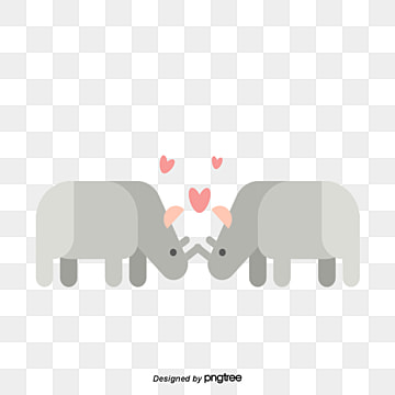 valentines day animal lovers, Bow, Animal, Cartoon PNG and Vector