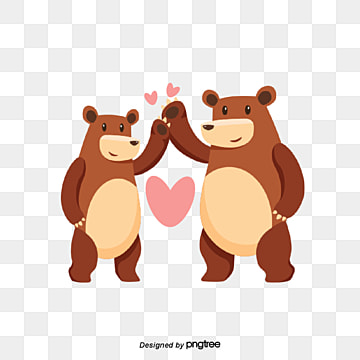 valentines day bull lovers, Clap, Animal, Cartoon PNG and Vector