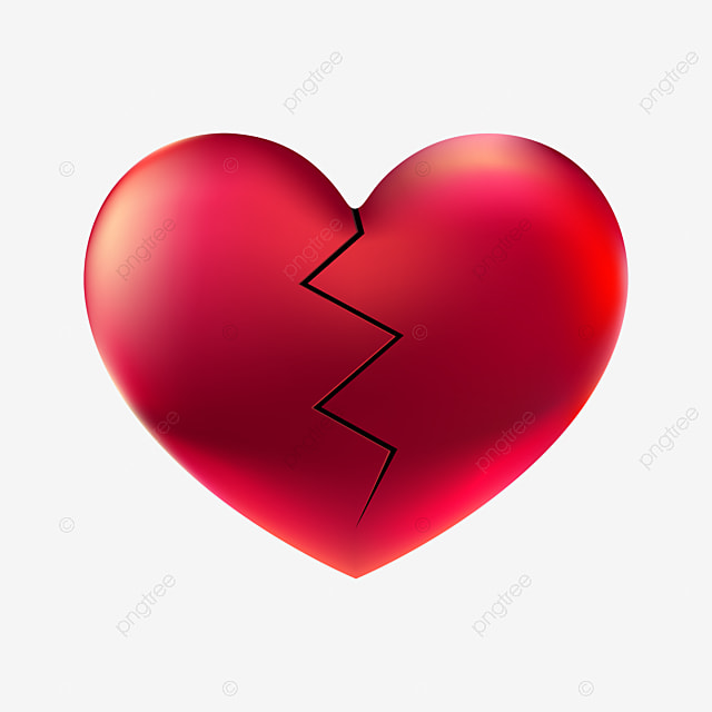 coeur bris u00e9 png  vecteurs  psd et ic u00f4nes pour