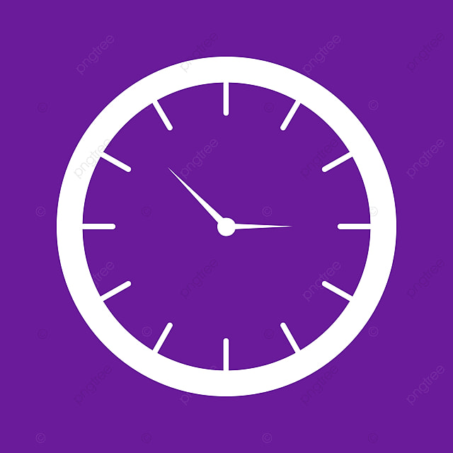 Vector Clock Icon, Time Icon, Clock, Event PNG and Vector