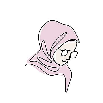 Hijab Fashion Png Images Vector And Psd Files Free Download On Pngtree