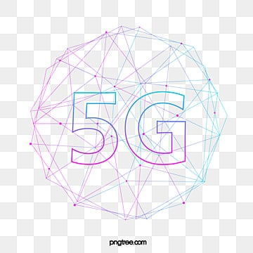line transmission 5g gradient, 5g, Data, Gradient PNG and Vector