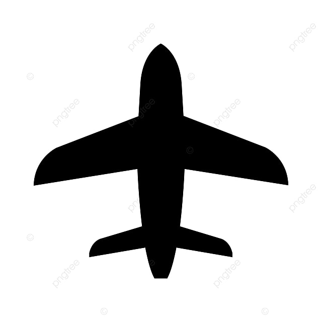 Airplane Icon Airplane Icons Eps Banner Png And Vector With