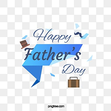 fathers day character elements Fonts