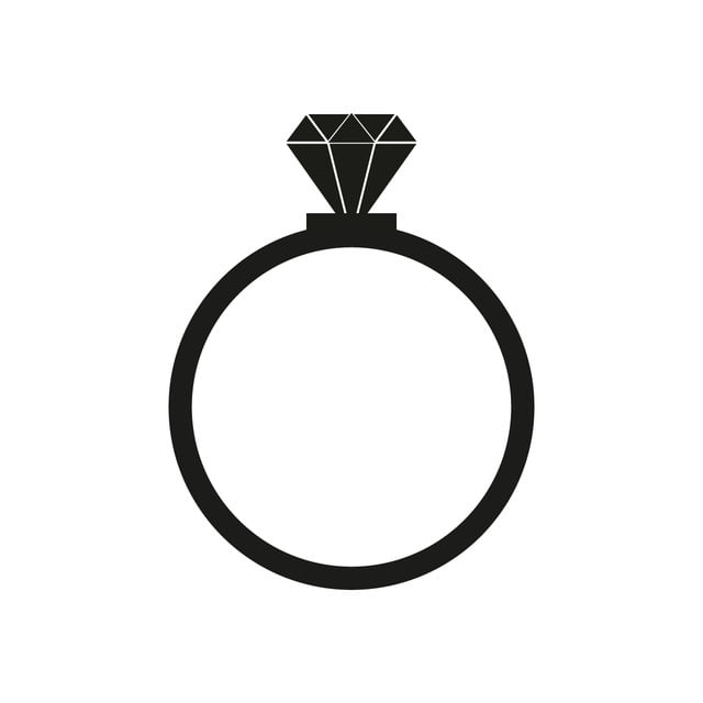Ring Icon With Diamond Valentine Jewelery Expensive Png