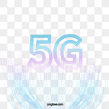 fast communication of 5g data transmission, 5g, Transmission, Element PNG and Vector