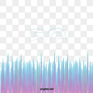 gradient 5g color data graph, 5g, Color, Data PNG and Vector