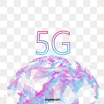 Gradual 5g Data Earth Communication, 5g, Element, Earth PNG and Vector