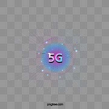 spherical line color gradient 5g data network, 5g, Color, Data PNG and Vector