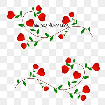Red heart love grows Dia dos Namorados, Love, Red Hearts, Love Grows PNG and Vector