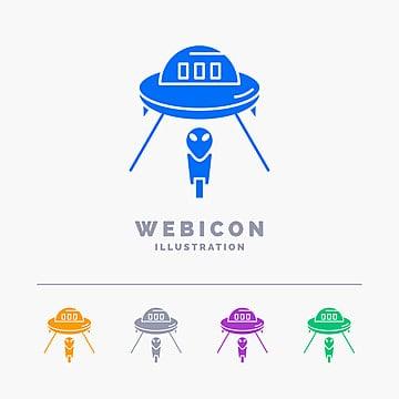 Free Download | Ufo Web Design Vector Material Damage PNG