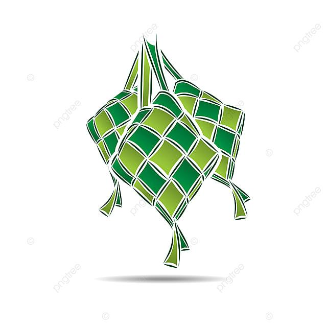 gambar ketupat ketawa makanan ilustrasi ketupat idul fitri lebaran png dan vektor untuk muat turun percuma https ms pngtree com freepng ketupat dumpling food illustrationketupat 4358583 html