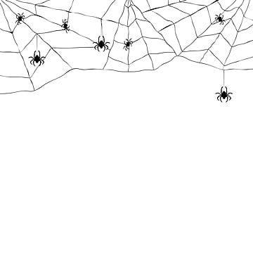 Spider web scary. Spiderweb png vector psd