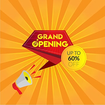 grand opening red banner, Opening Soon, Grand, Party PNG and Vector