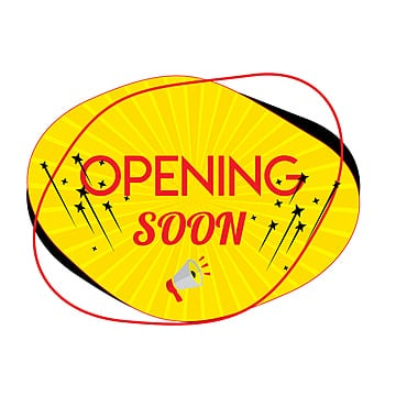 opening soon, Celebrating, Ceremony, Startup PNG and Vector
