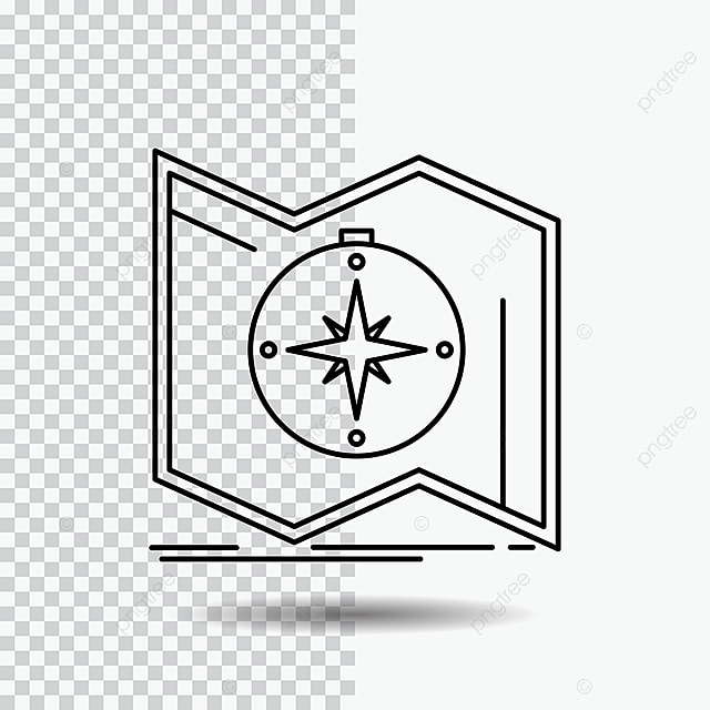Direction,explore,map,navigate,navigation Line Icon On Trans ... on links icon, mapquest desktop icon, schedule icon, contact icon, emergency desktop icon, map directional arrows, about us icon, maps app icon, data mapping icon, right icon, apple maps icon, map icons clip art, private party icon,
