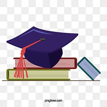 vector element of bachelors cap for vector graduation, Book, Bachelor, Bachelor Cap PNG and Vector