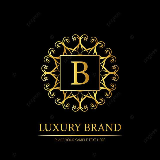العلامة التجارية الفاخرة زفاف تصميم شعار فن بوتيك العلامة التجارية Png والمتجهات للتحميل مجانا