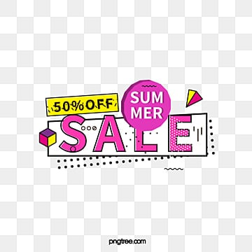 color geometry black edge memphis summer promotion label, Geometric, Business, Summer Promotion PNG and Vector