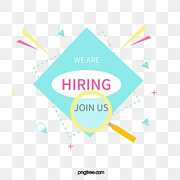 green hand painted recruitment to join our illustration elements, Element, Join Us, Cooperation PNG and Vector