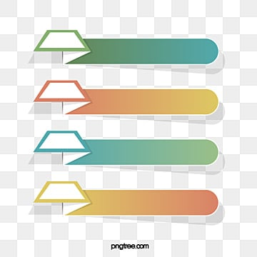 origami labels for color business information charts, Ppt Tags, Information Chart, Business Chart PNG and Vector