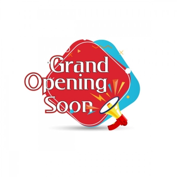 grand opening soon, Grand Opening Soon, Opening Soon, Grand Opening PNG and Vector