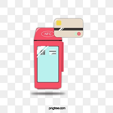 intelligent life elements of card payment, Credit Card Machine, Cashless Payment, Mobile Payment PNG and Vector