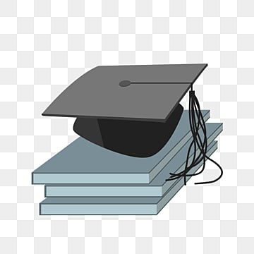 vector element of bachelors cap for vector graduation, Book, Element, University PNG and Vector