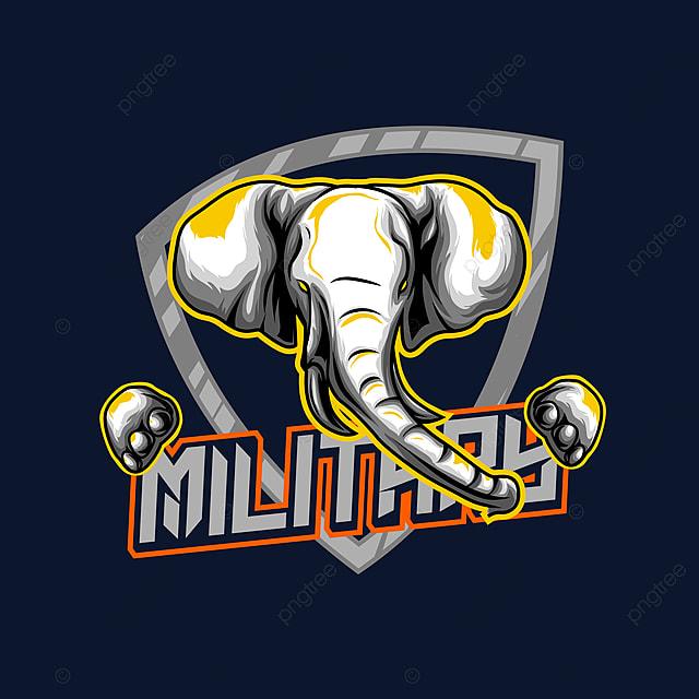 Gambar Konsep Logo Esport Gaming Maskot Kepala Gajah Ikon Logo Ikon Kepala Ikon Gajah Png Dan Vektor Dengan Latar Belakang Transparan Untuk Unduh Gratis